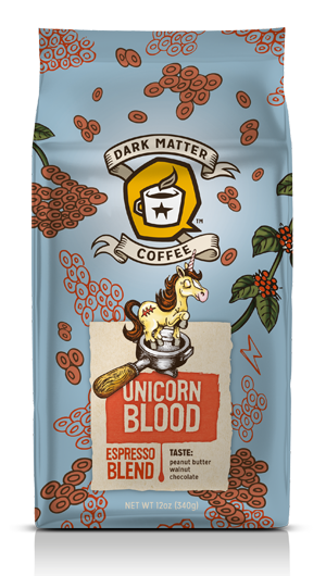 Unicorn Blood, now with MORE MAGIC!