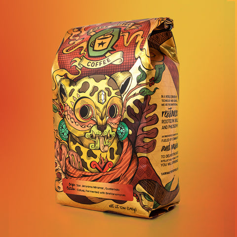 Fuego Single Origin Packaging