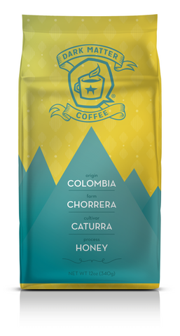 Caturra Honey Processed (Colombia)