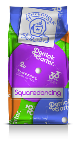 Squaredancing Coffee ONLY (Derrick Carter Limited Release)
