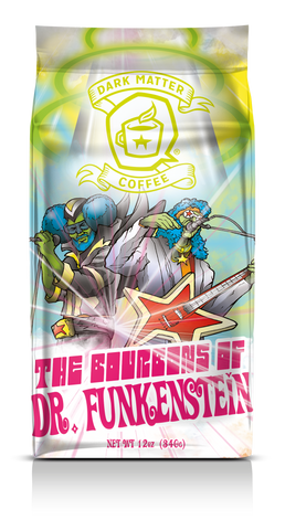 Bourbons of Dr Funkenstein (October Limited Blend)