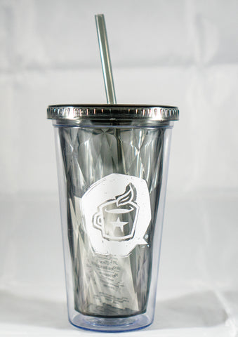 Get Freshly Roasted Acrylic Tumbler