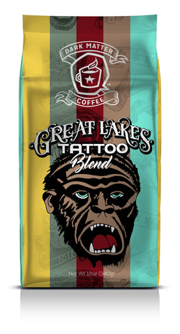 Great Lakes Tattoo (March Limited Blend)
