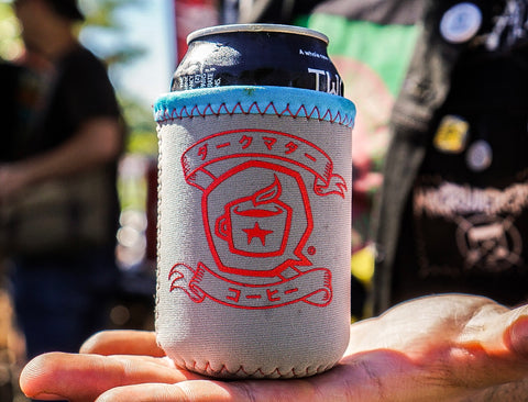 Japan Beer Koozie