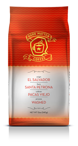 Santa Petrona Pacas Viejo Washed (Single Origin)