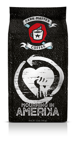 Mourning in Ameriꓘa (Rise Against Coffee)