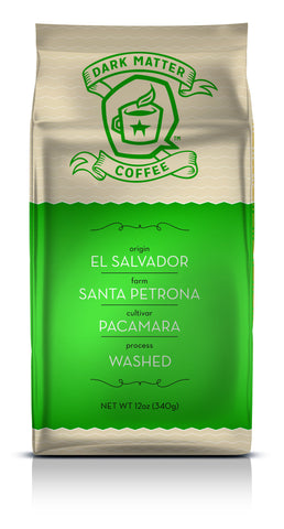 Santa Petrona Pacamara Washed (Single Origin)