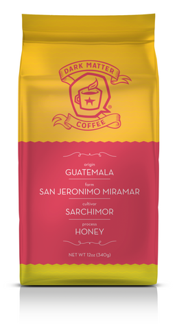 Sarchimor Honey (FSJM Single Origin)