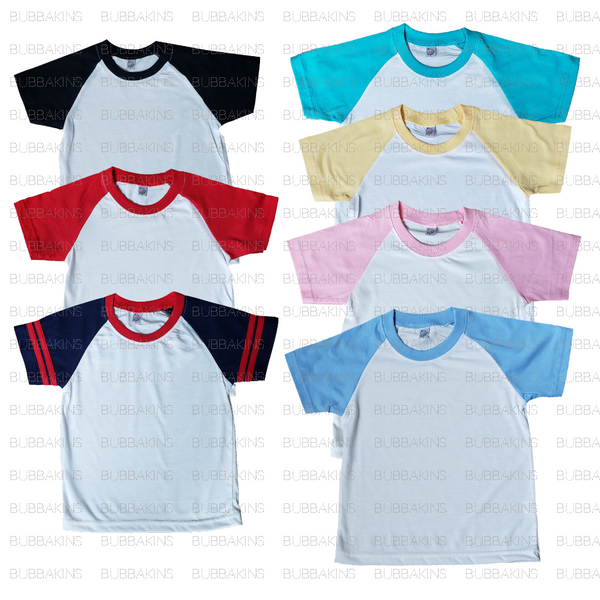 INFANT Short Sleeve Raglan
