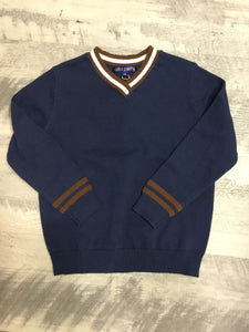 Alfa Perry Sweater KNT1401 Blue