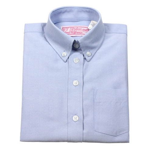 BY Style BGB58B Blu Strght OX Middle Schl