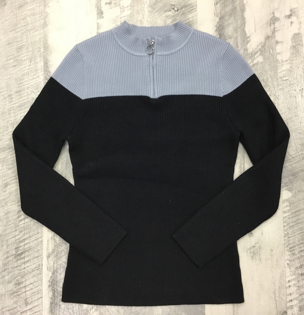 Unclear blue pullover 1311