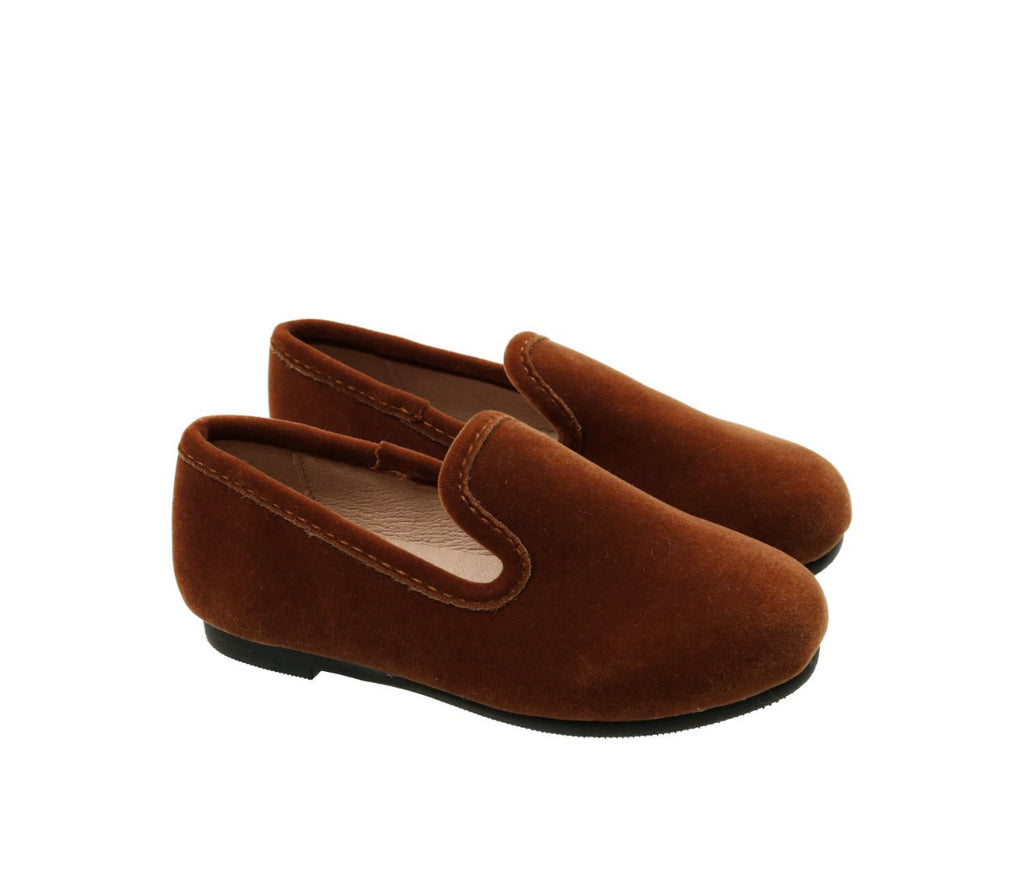 Zeebra tea loafers vlvt