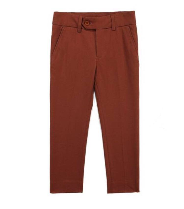 Petit Clair Redwood(orange) Pants
