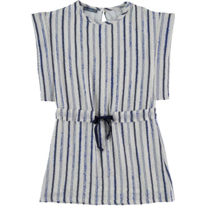 Tarantela blue stripe dress