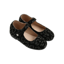 Load image into Gallery viewer, Zeebra suede pebble mary janes