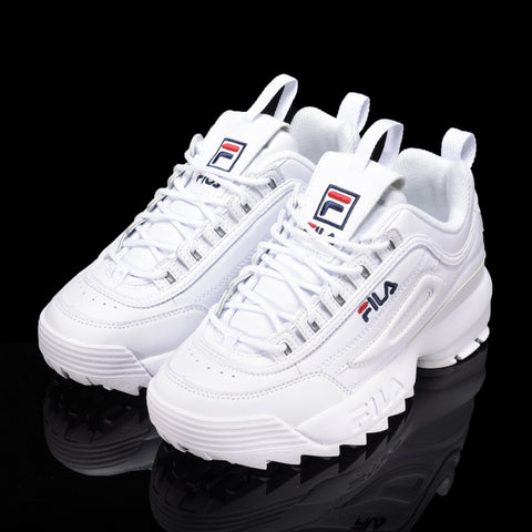 Differences between Fila disruptor and