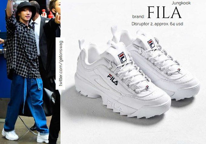 fila disruptor 2 shoes