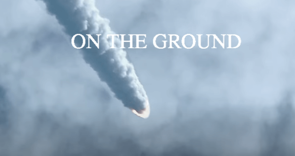 on the ground mv bomb