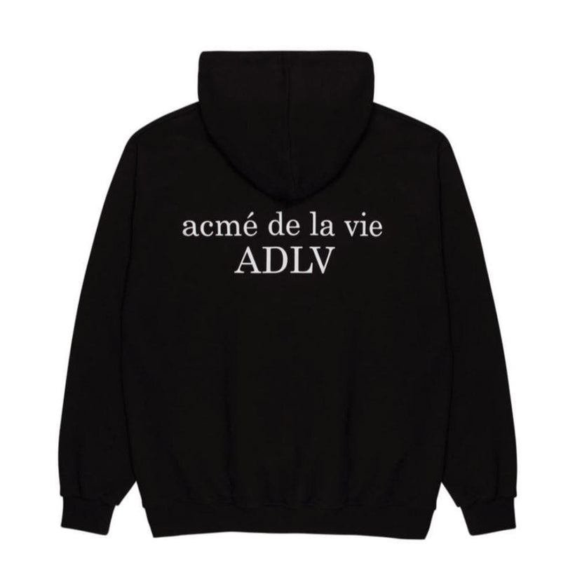 ADLV Baby Face Blue Donuts Boy 6 Oversized Hoodie styleupk