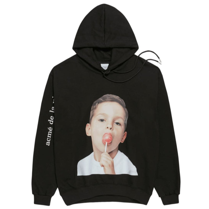 ADLV Baby Face Candy Lollipop Oversized Hoodie styleupk