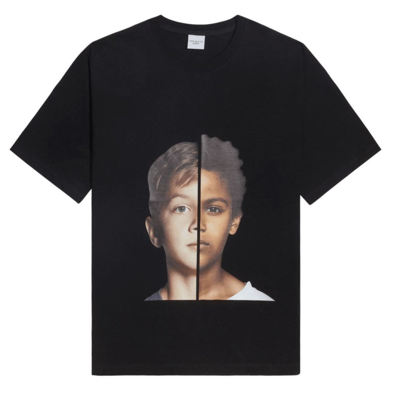 ADLV Baby Face Two Boys Oversized T-shirt SG ADLV