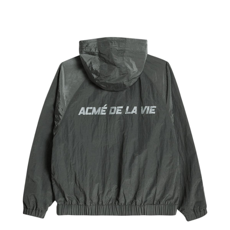 Adlv Big Pocket Anorak Dark Grey styleupk