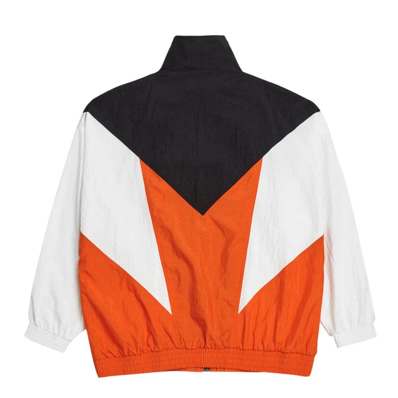 Adlv Multicolor Track Jacket Orange styleupk