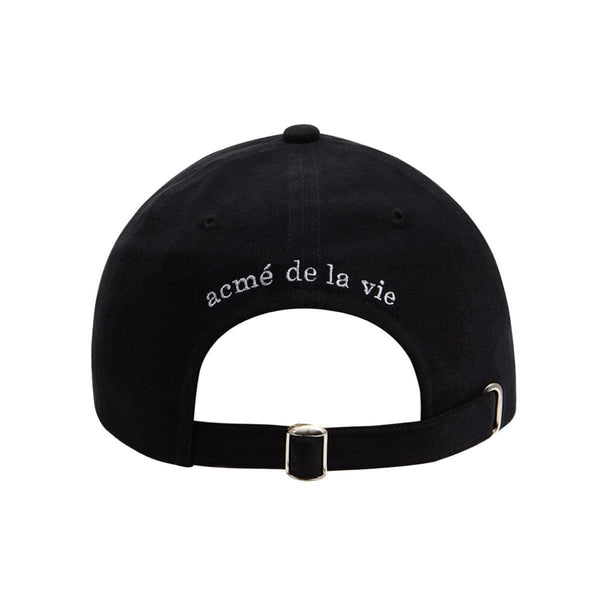 ADLV Red Point Logo Ballcap Black styleupk