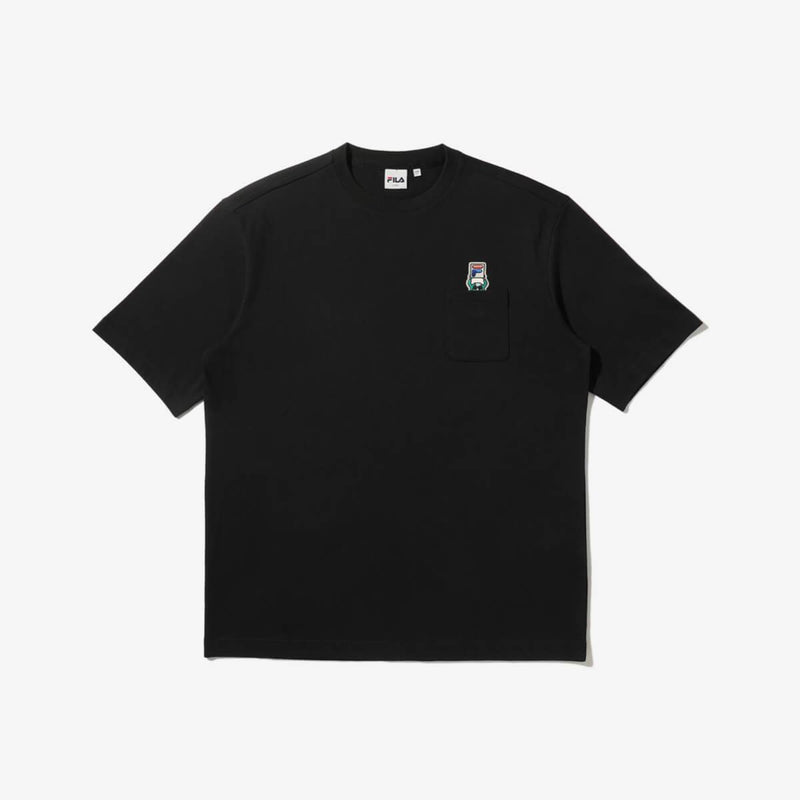 Fila BTS Project 7 Back To Nature Earth Pocket T-shirt Fila