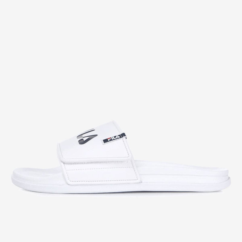 Fila Sleek Tender Velcro VC White Slippers_1SM00556 styleupk
