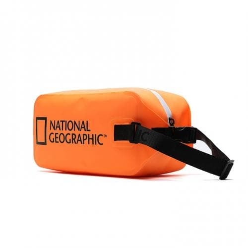 National Geographic Dry Swim Water Bag Orange styleupk
