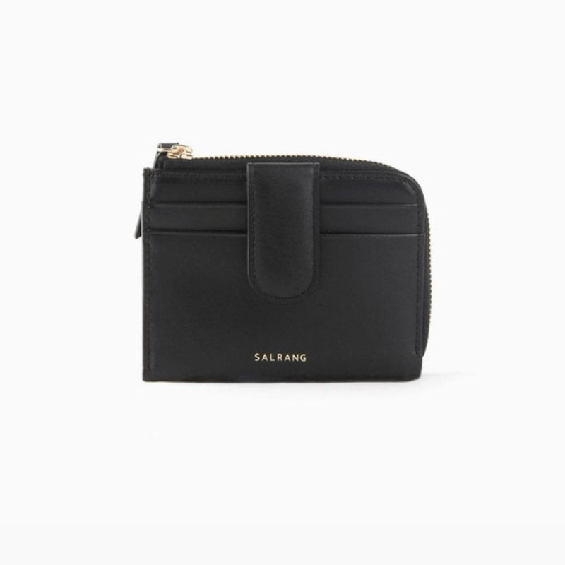 Salrang Reims Easy Pocket Wallet Black styleupk