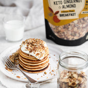 Keto Gingernut & Almond Breakfast 400g