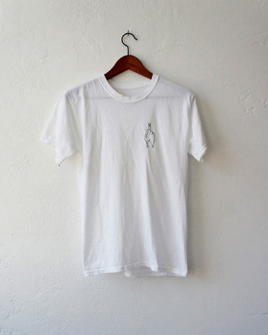FU Finger Embroidery TShirt