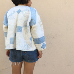 TRS ReMade Quilt Jacket
