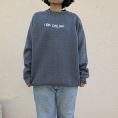 TRS 'I AM SMILING' Sweatshirt