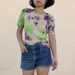 TRS Tie Dye Sweater - Silk/Cotton