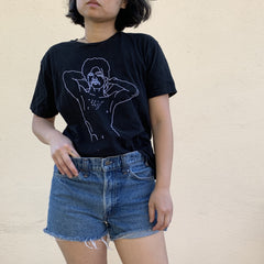 TRS 'PRINCE' Tee - Size S/M