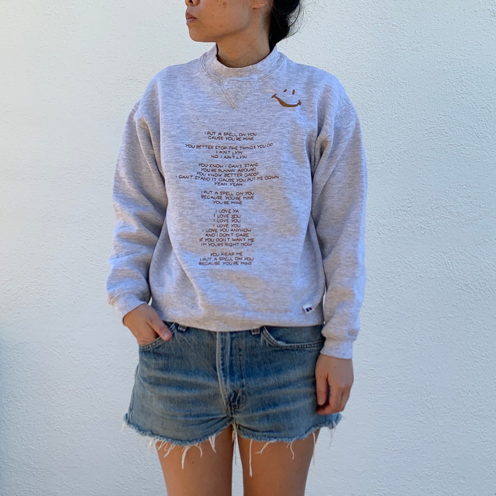 TRS Song Sweatshirt
