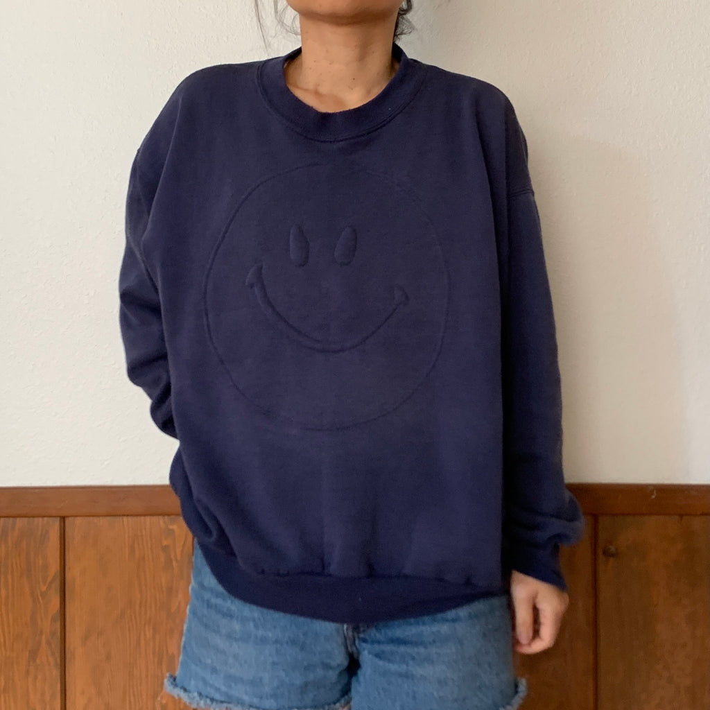 Secret Smile Sweatshirt - L/XL