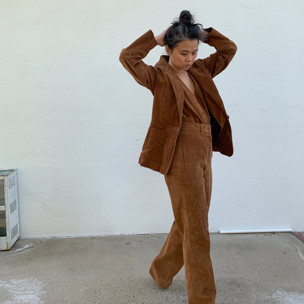 Corduroy 3 pc Set - Vintage