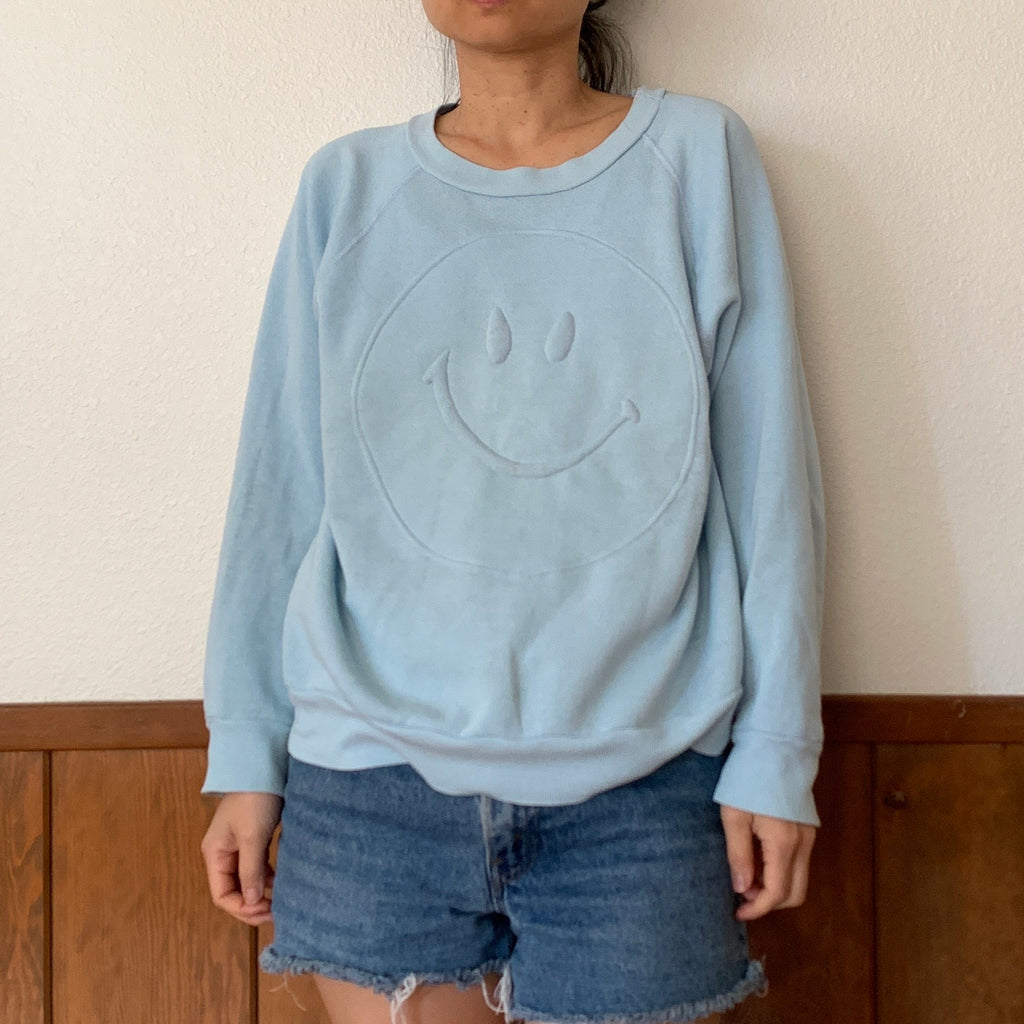 Secret Smile Sweatshirt - S/M