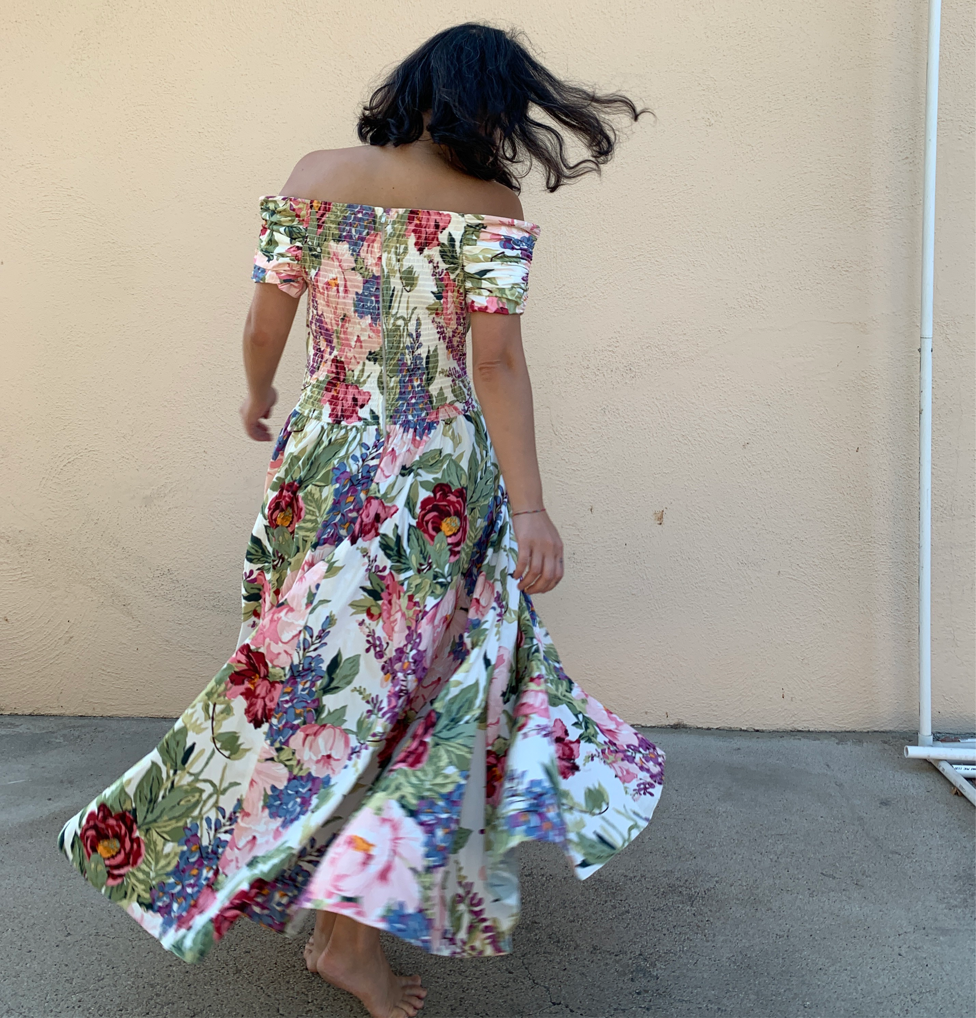 Bouquet Dress