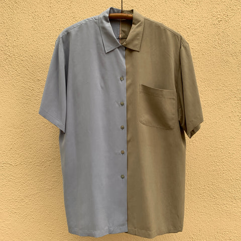2-face Silk Shirt