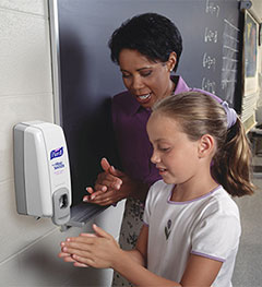 Sanitizer for Business & Schools