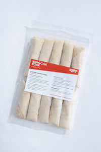 Sriracha Pork Lumpia (20 pc)