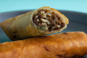 Korean Beef Lumpia (5 pc) ADD ON