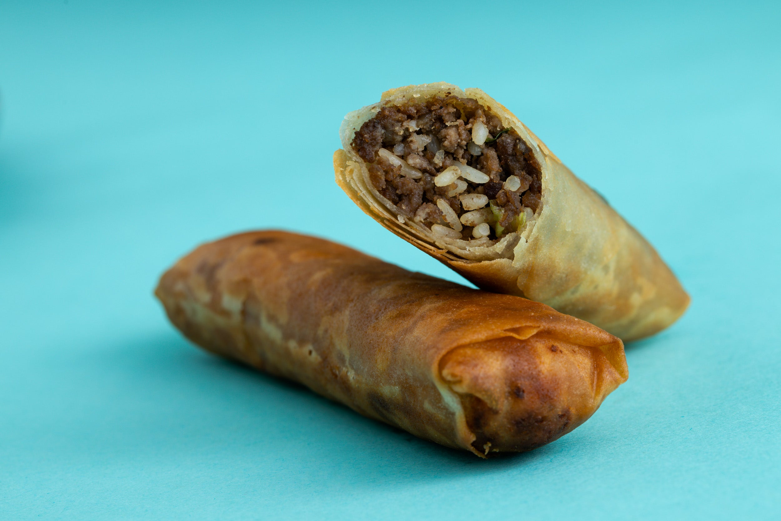 Korean Beef Lumpia (20 pc)