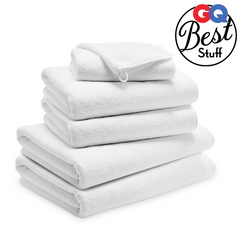 Luxury towels rated under best stuff by GQ